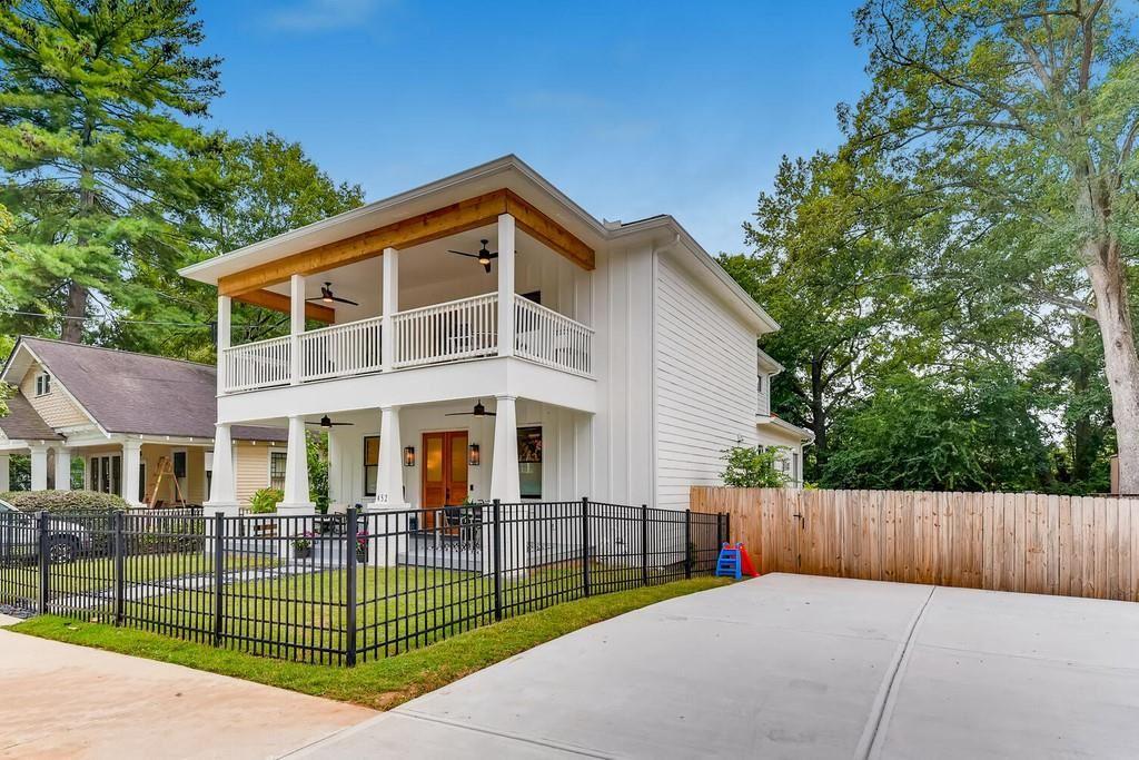 452 Clifton Road NE, Atlanta, GA 30307 - MLS#: 6783237