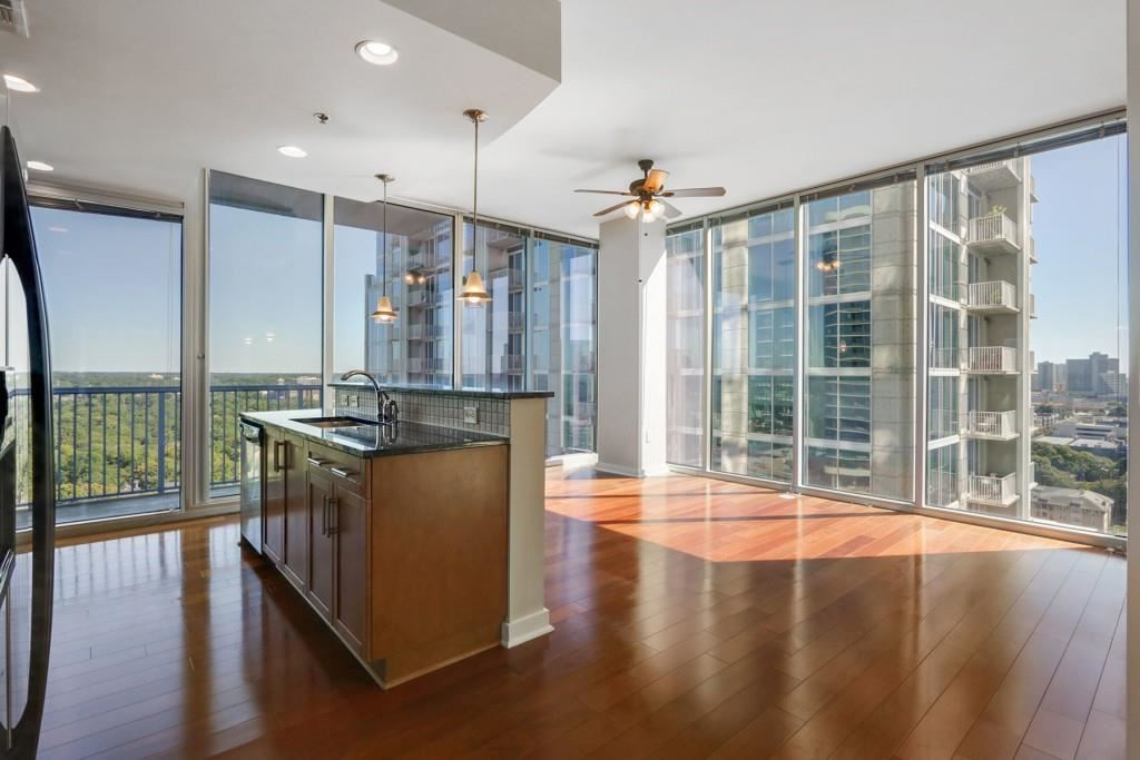 855 Peachtree Street NE #1713 UNIT 1713, Atlanta, GA 30308 - MLS#: 6790237