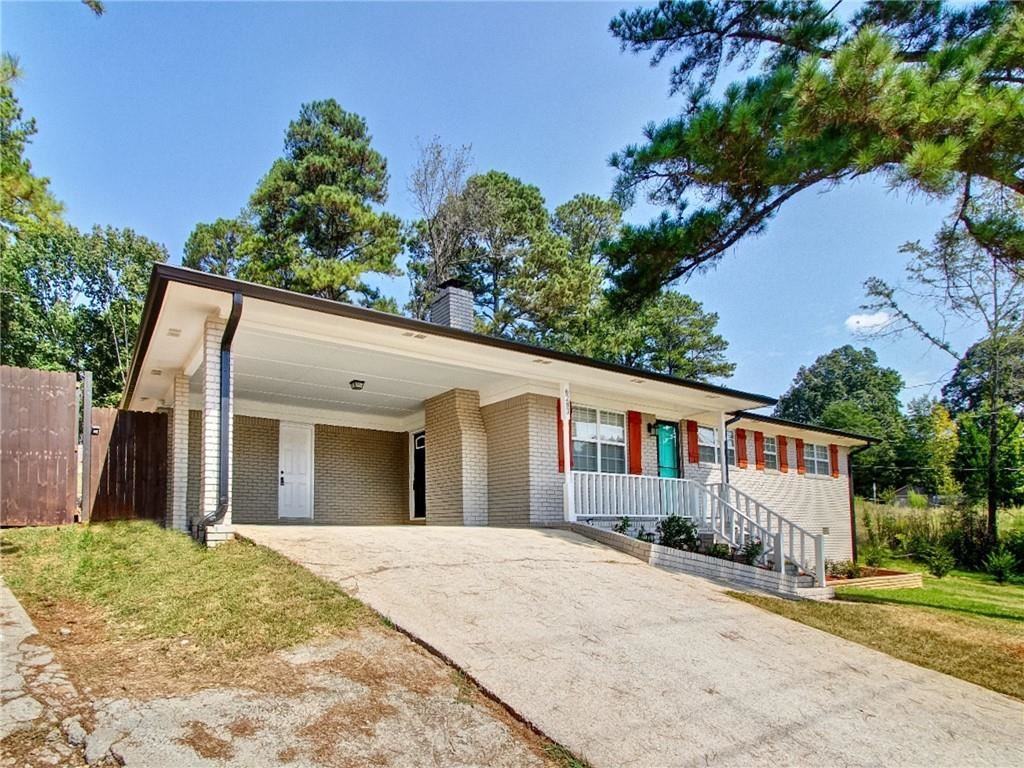 6283 John West Road, Douglasville, GA 30134 - MLS#: 6624238