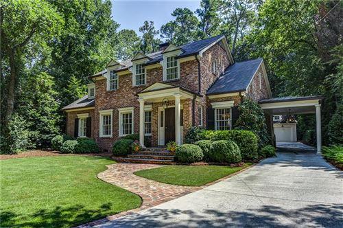 Photo of 2421 Oldfield Road NW, Atlanta, GA 30327 (MLS # 6922239)