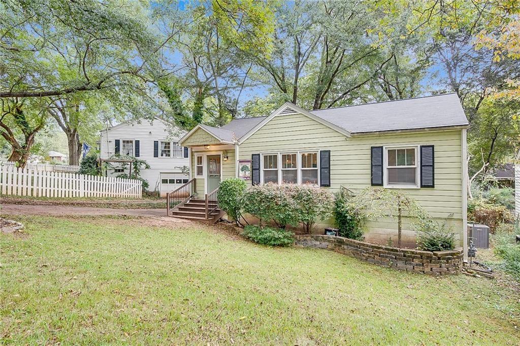 Photo of 308 Greenwood Avenue, Decatur, GA 30030 (MLS # 6956247)