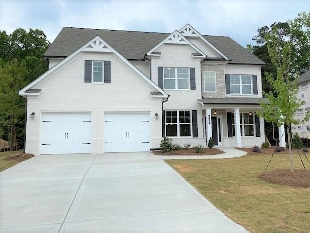 122 Crestbrook Lane, Dallas, GA 30157 - MLS#: 6720248