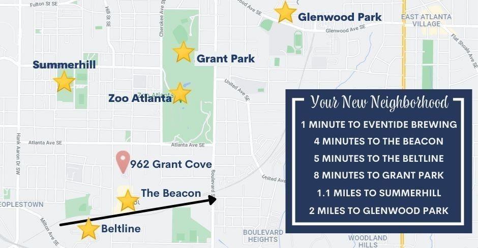Photo of 962 Grant Cove Place SE, Atlanta, GA 30315 (MLS # 6944248)