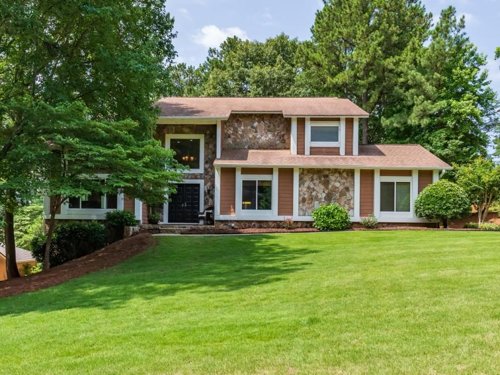 Photo for 5165 Forest Run Trace, Johns Creek, GA 30022 (MLS # 6568249)