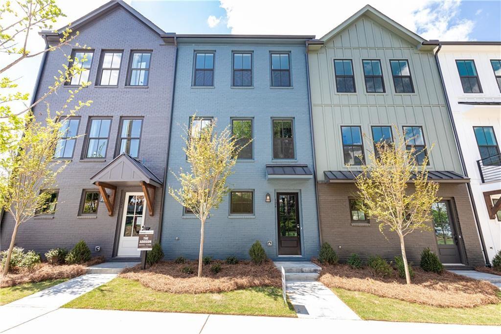 165 W Wieuca Road NE #10 UNIT 10, Atlanta, GA 30342 - MLS#: 6807249