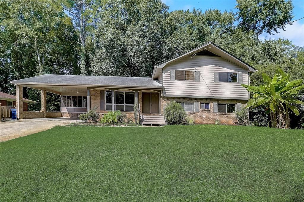 Photo of 2677 Rainbow Ridge Road, Decatur, GA 30034 (MLS # 6944249)