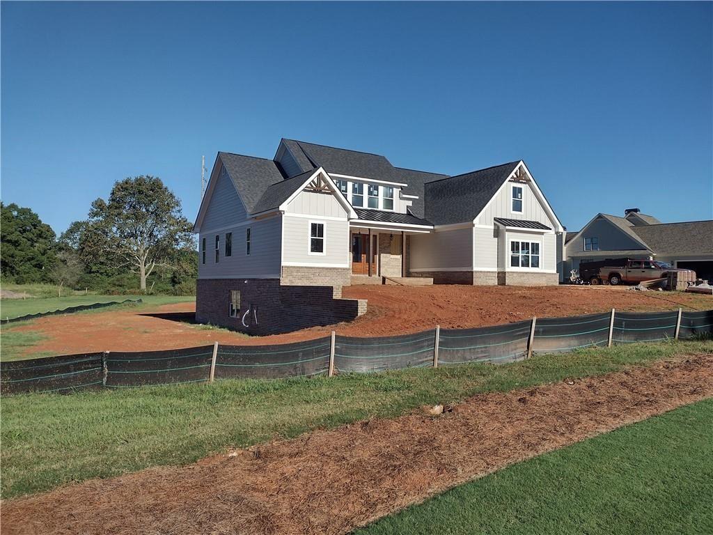 Photo of 31 North Fork Drive, Pendergrass, GA 30567 (MLS # 6924251)