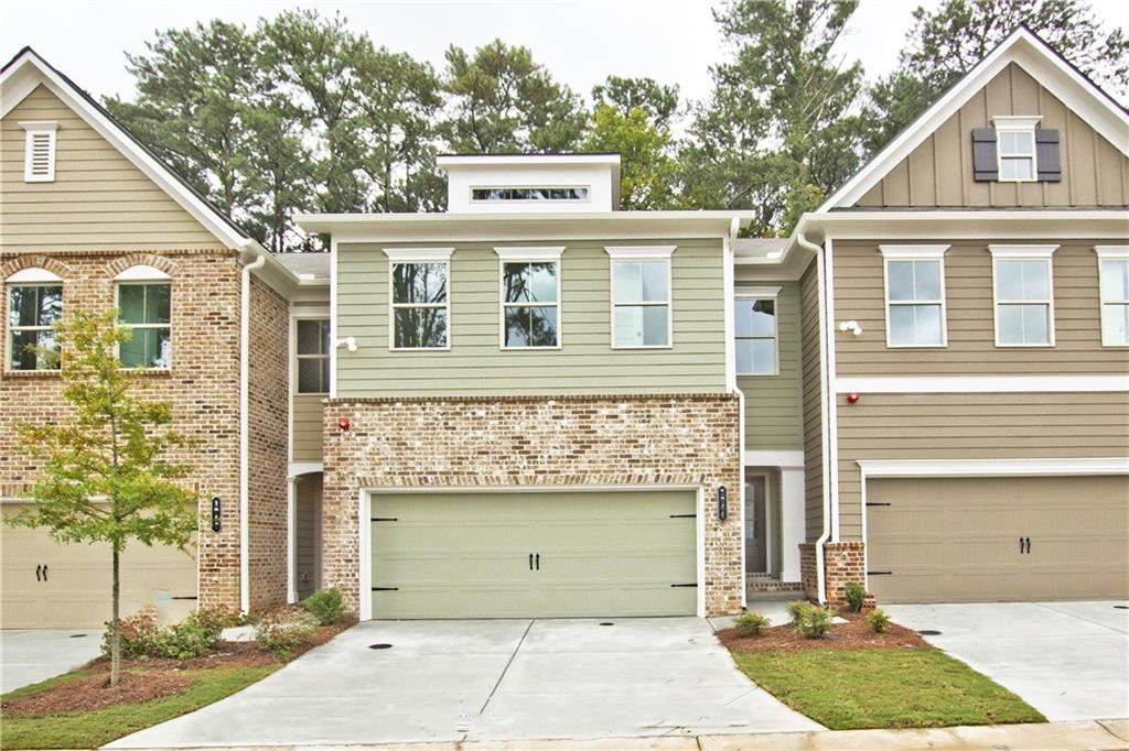 1044 Broadview Drive #20 UNIT 20, Marietta, GA 30062 - #: 6739252