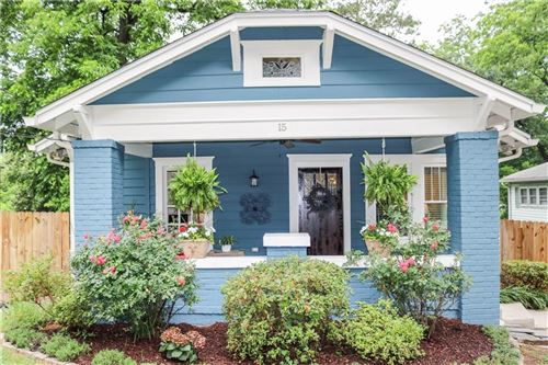 Photo of 15 Lakeview Drive SE, Atlanta, GA 30317 (MLS # 6896257)