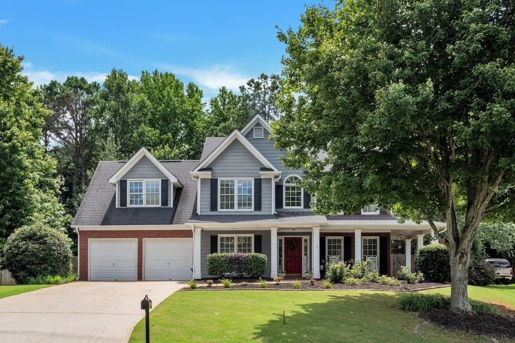 386 Valleyside Drive, Dallas, GA 30157 - MLS#: 6750257