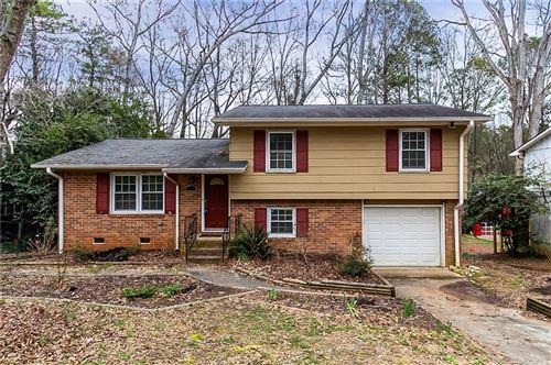 Photo of 1655 Avon Avenue, Tucker, GA 30084 (MLS # 6848258)