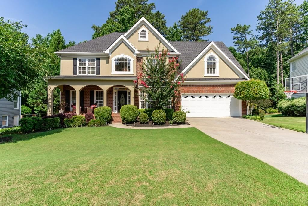 Photo for 7040 Devonhall Way, Johns Creek, GA 30097 (MLS # 6583264)