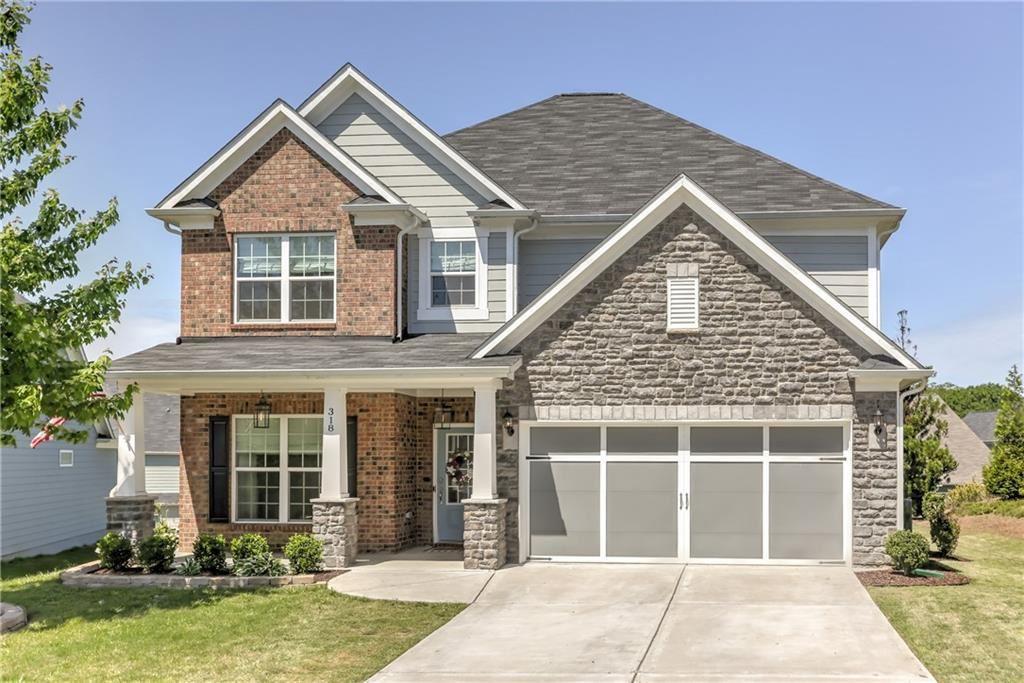 318 Pebblestone Lane, Canton, GA 30115 - MLS#: 6880264
