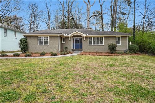 Photo of 1251 Brook Forest Drive NE, Atlanta, GA 30324 (MLS # 6860265)