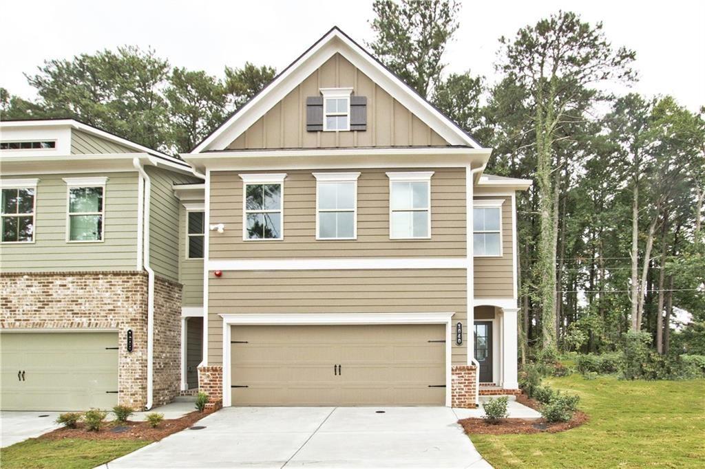 1040 Broadview Drive #21 UNIT 21, Marietta, GA 30062 - MLS#: 6739267