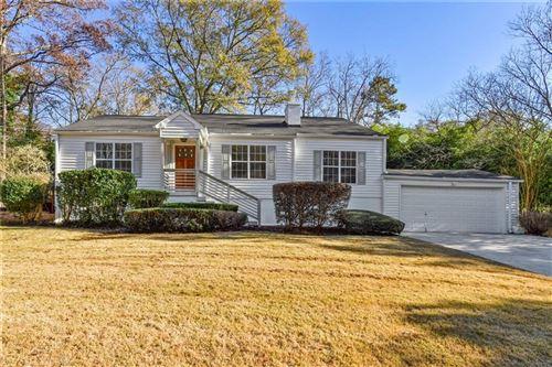Photo of 1324 Thomas Road, Decatur, GA 30030 (MLS # 6842269)