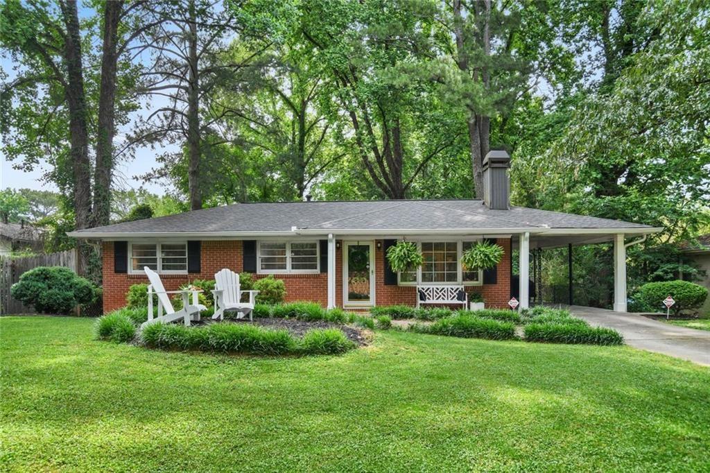 1985 Seaboard Place NW, Atlanta, GA 30318 - MLS#: 6894270