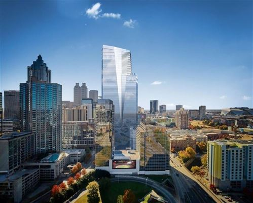 Tiny photo for 45 Ivan Allen Jr. Boulevard NW #1704, Atlanta, GA 30308 (MLS # 6818275)