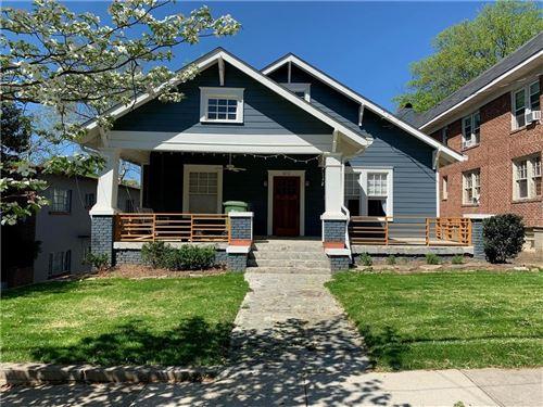 Photo of 672 Linwood Avenue NE, Atlanta, GA 30306 (MLS # 6843276)