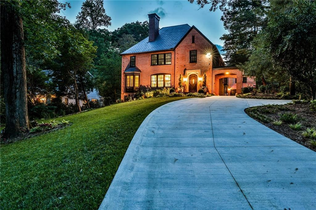 Photo of 808 Lullwater Road NE, Atlanta, GA 30307 (MLS # 6941276)