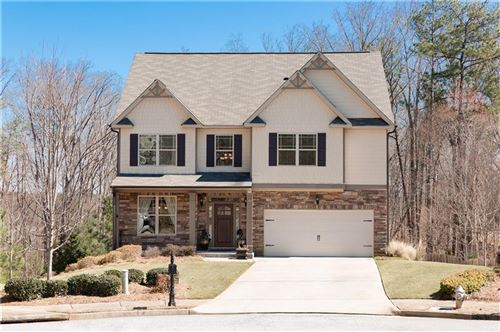 Photo of 5343 Astoria Park Drive NW, Acworth, GA 30101 (MLS # 6692278)