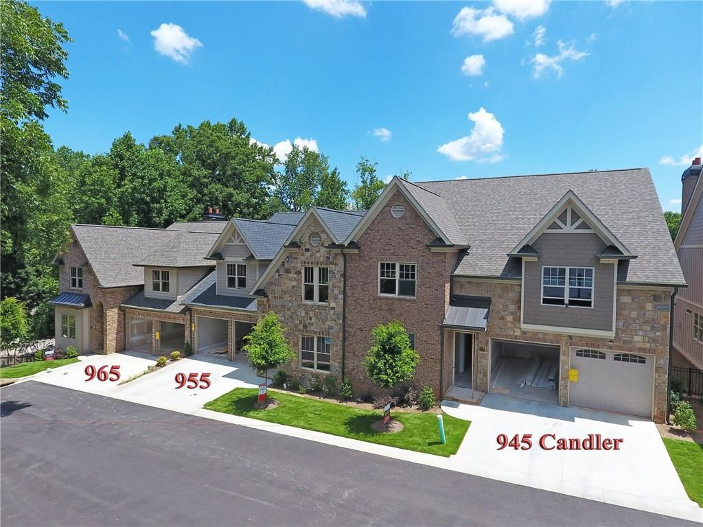 Photo of 945 Candler Street, Gainesville, GA 30501 (MLS # 6763285)