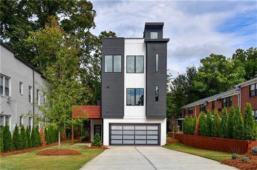 Photo of 1010 Greenwood Avenue NE #A, Atlanta, GA 30306 (MLS # 6720286)