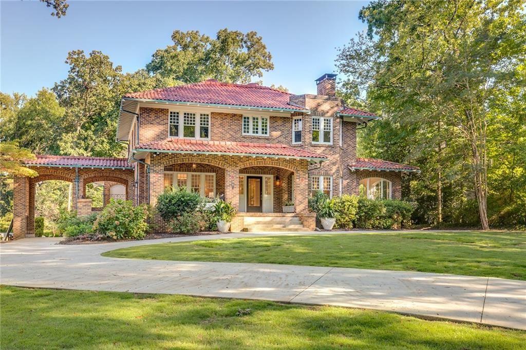 Photo for 923 Springdale Road NE, Atlanta, GA 30306 (MLS # 6711286)