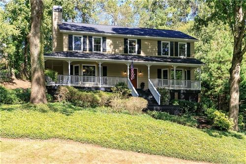 Photo of 3773 Rivaridge Drive, Marietta, GA 30062 (MLS # 6664290)