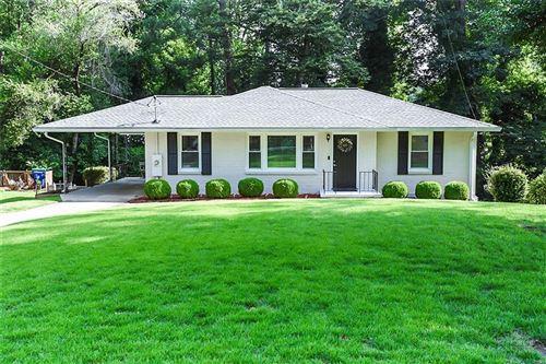 Photo of 2240 Willivee Place, Decatur, GA 30033 (MLS # 6928291)
