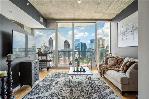 Photo of 860 Peachtree Street NE #1811, Atlanta, GA 30308 (MLS # 6766296)