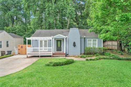 Photo of 1345 Arnold Avenue NE, Atlanta, GA 30324 (MLS # 6762298)