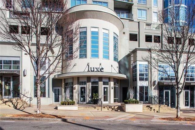 Photo for 222 12th Street NE #1604, Atlanta, GA 30309 (MLS # 6797300)
