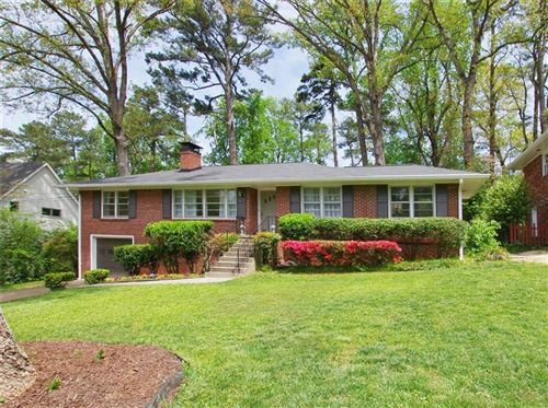 Photo of 1146 BEECH HAVEN Road NE, Atlanta, GA 30324 (MLS # 6870301)