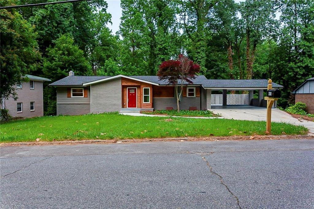 415 Creekview Drive, Stone Mountain, GA 30083 - MLS#: 6889303