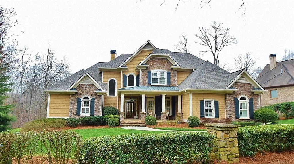 Photo of 6147 Grand Marina Circle, Gainesville, GA 30506 (MLS # 6700307)