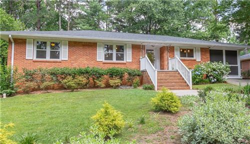 Photo of 1555 Heatherwood Drive, Decatur, GA 30033 (MLS # 6887311)
