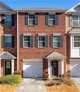 Photo of 380 Heritage Park Trace NW #20, Kennesaw, GA 30144 (MLS # 6524314)