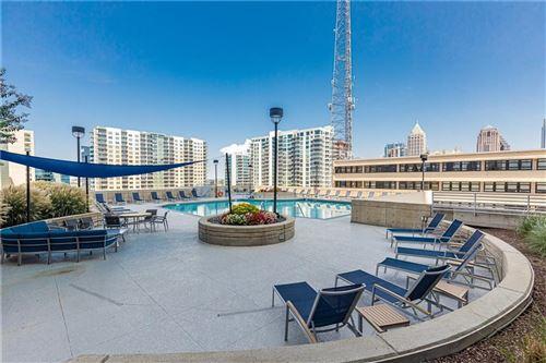 Tiny photo for 860 Peachtree Street NE #1501, Atlanta, GA 30308 (MLS # 6956316)