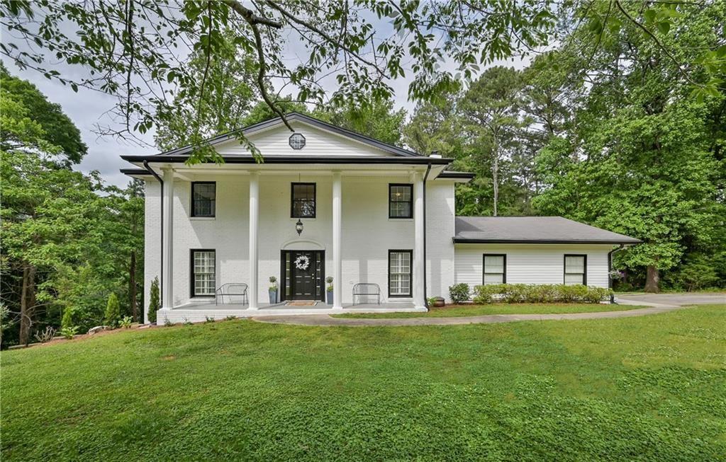 2283 Stratmor Drive, Stone Mountain, GA 30087 - MLS#: 6880316