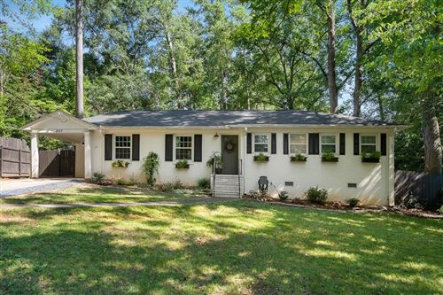 Photo of 207 Shawnee Trail SE, Marietta, GA 30067 (MLS # 6760318)