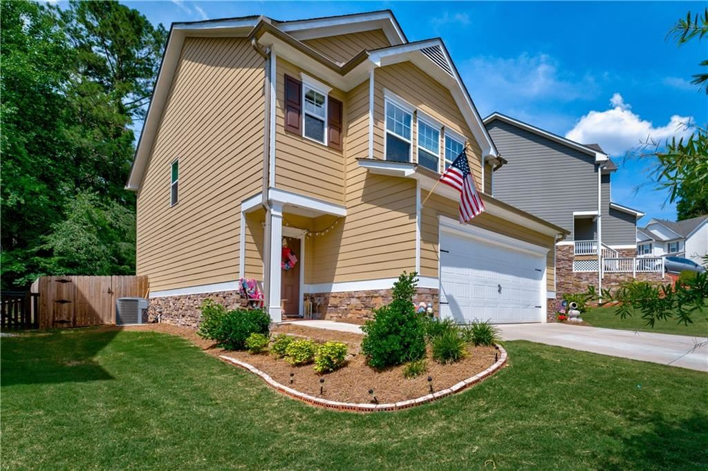Photo for 631 Royal Crest Court, Canton, GA 30115 (MLS # 6557319)