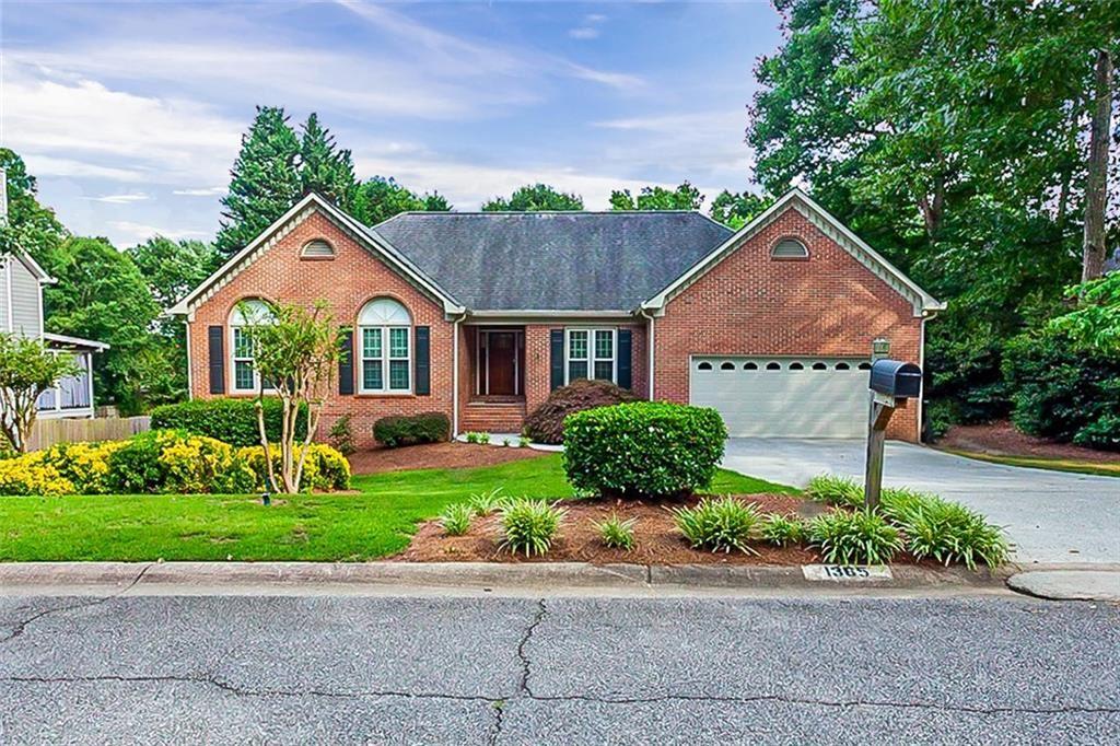1365 Barclay Drive, Lawrenceville, GA 30043 - MLS#: 6903322