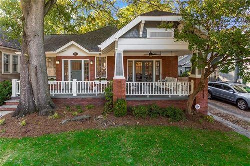 Photo of 426 Sterling Street NE, Atlanta, GA 30307 (MLS # 6796326)