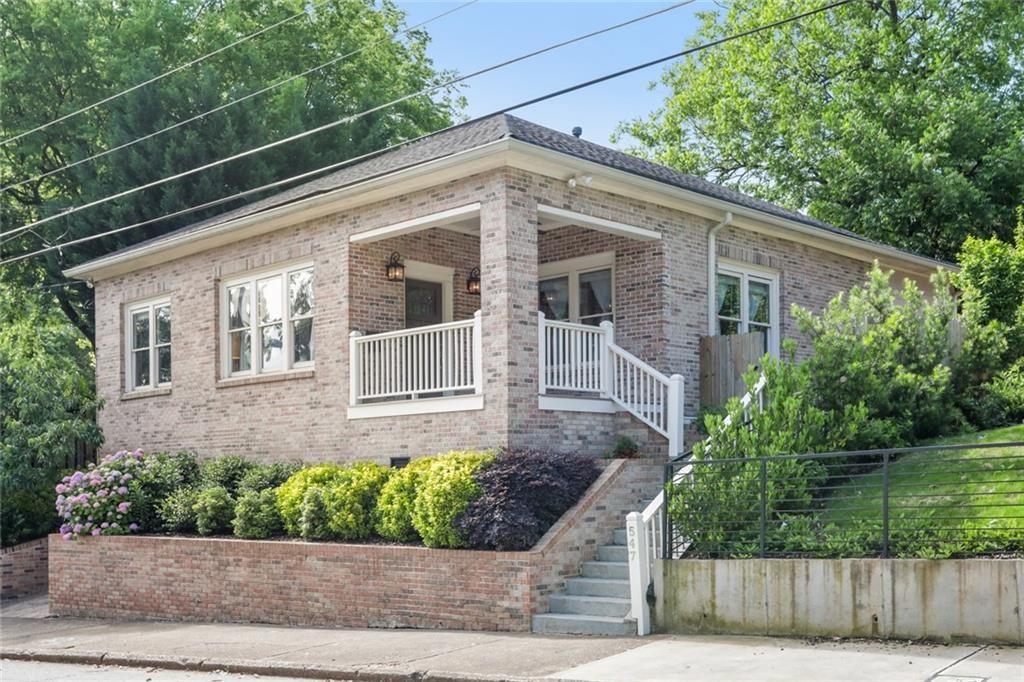 Photo of 547 Morgan Street NE, Atlanta, GA 30308 (MLS # 6892326)