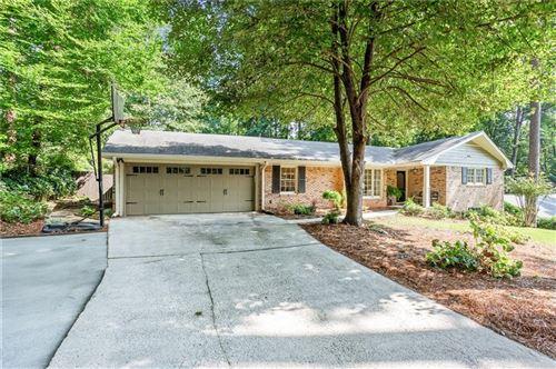 Photo of 2838 Greenbrook Way NE, Atlanta, GA 30345 (MLS # 6930329)