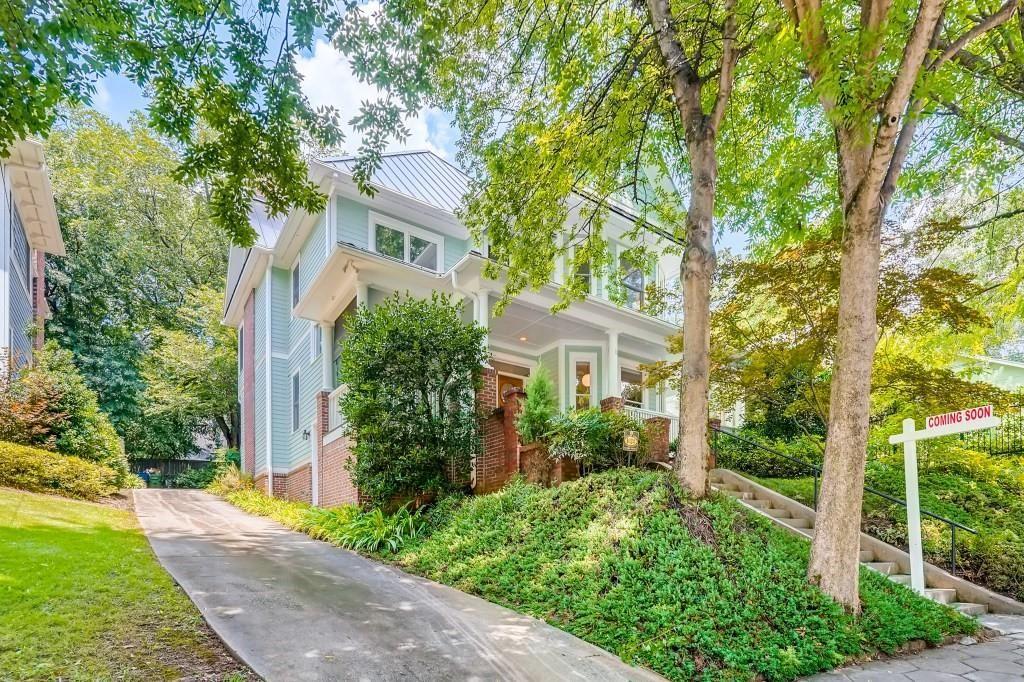 Photo of 1024 Austin Avenue NE, Atlanta, GA 30307 (MLS # 6913329)
