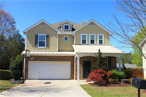 Photo of 162 PARKMONT Court, Dallas, GA 30132 (MLS # 6707330)
