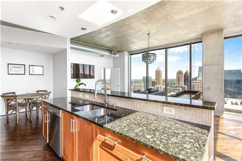 Photo of 855 Peachtree Street NE #3312, Atlanta, GA 30308 (MLS # 6877333)