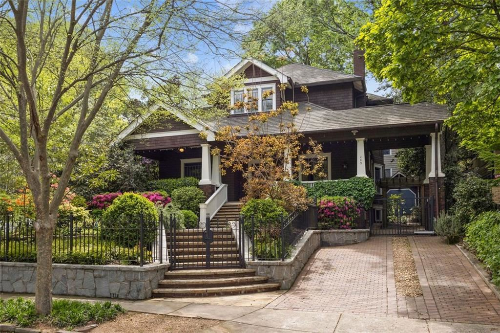 Photo for 289 9th Street NE, Atlanta, GA 30309 (MLS # 6880333)